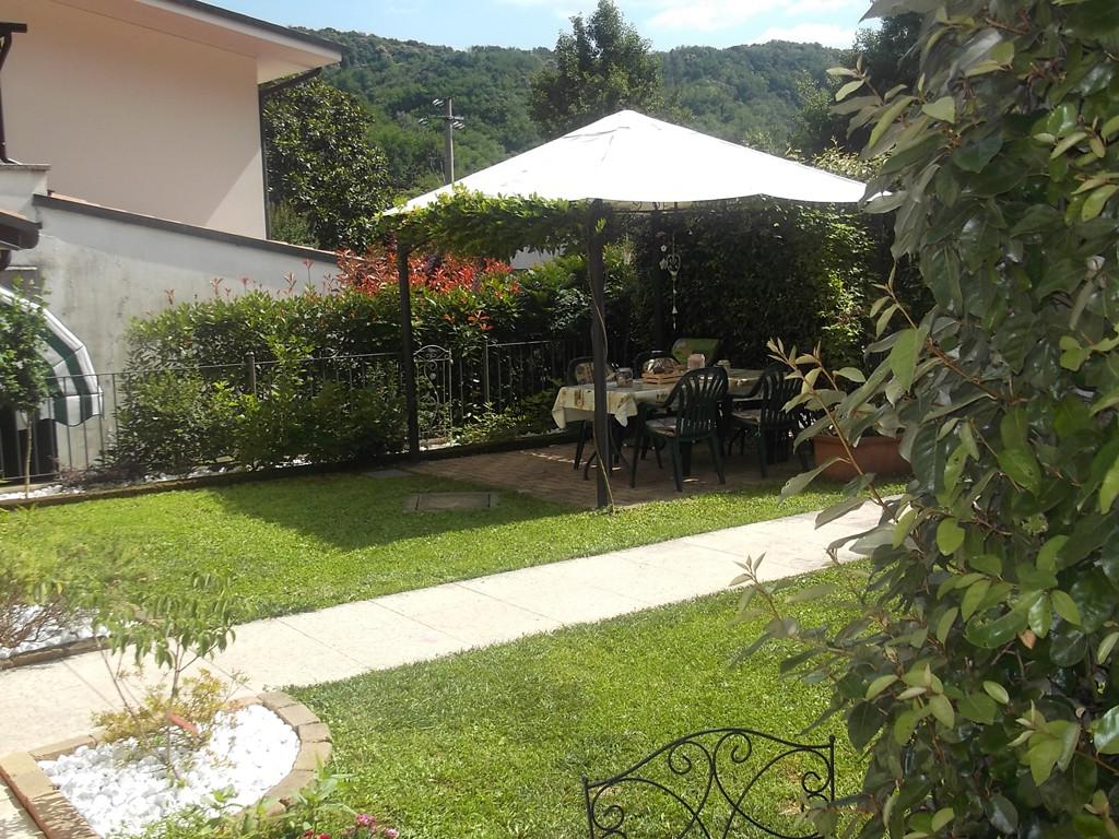 gazebo appartamento piano terra in vendita